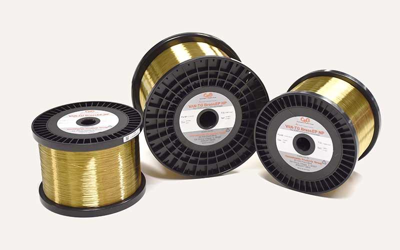 Van-TG Premium Brass NP Wire