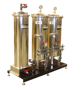 Wire EDM Filtration Systems